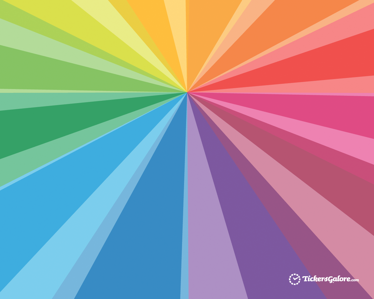 free desktop wallpaper - rainbow background graphic
